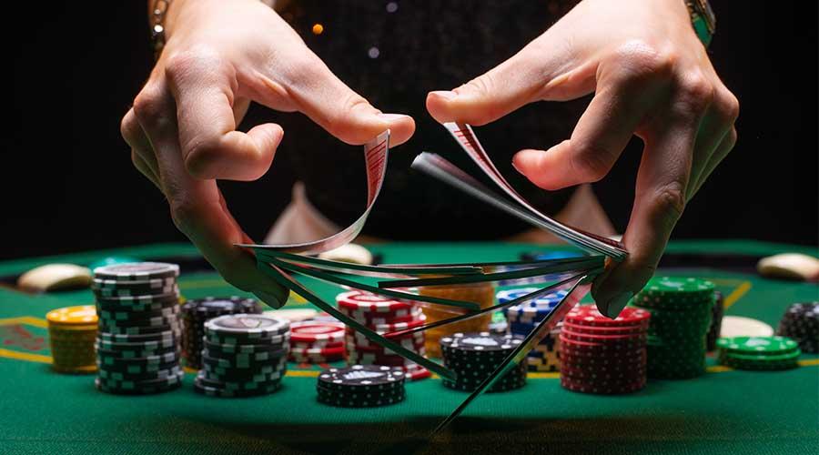 Гра в покер онлайн